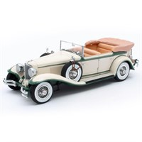 Matrix Cord L-29 Phaeton Sedan 1931 - Cream 1:43