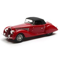 Matrix Delahaye 135 MS Figoni & Falaschi Closed 1939 - Red 1:43