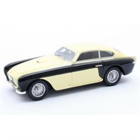Matrix Ferrari 212 Inter Vignale Coupe Bumblebee 1952 - Cream/Black 1:43