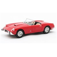 Matrix Ferrari 250 GT Cabriolet Series 1 Pininfarina 1957 - Red 1:43