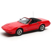 Matrix Ferrari 365 GTB/4 NART Spider Michelotti 1972 - Red 1:43