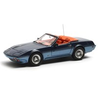 Matrix Ferrari 365 GTB/4 NART Spider Michelotti 1972 - Blue 1:43