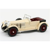 Matrix Invicta 4.5 Litre S-Type Low Chassis Tourer 1930 - Cream 1:43