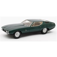 Matrix Jaguar Pirana Bertone 1967 - Green 1:43