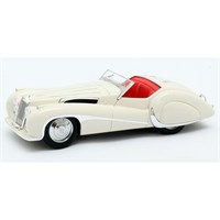 Matrix Jaguar SS100 Vanden Plas 1939 - Cream 1:43