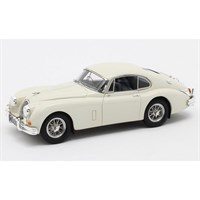 Matrix Jaguar XK150 S 3.8 Fastback By Hartin 1960 - White 1:43