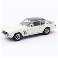 Matrix Jensen Interceptor SII 1970 - White 1:43