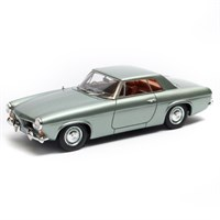 Matrix Jensen P66 Prototype 1964 - Green 1:43