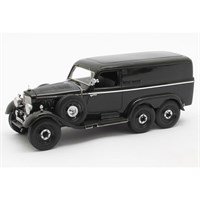 Matrix Mercedes G4 Gelandewagen 1939 - Black 1:43
