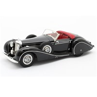 Matrix Mercedes 540K Roadster Sindelfingen 1939 - Black 1:43