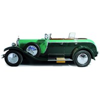 Matrix Mercedes Model K Torpedo Saoutchik 1926 - Green 1:43