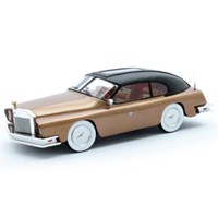 Matrix Mohs Ostentatienne Opera Sedan 1967 - Gold Metallic 1:43