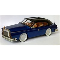 Matrix Mohs Ostentatienne Opera Sedan 1967 - Blue 1:43