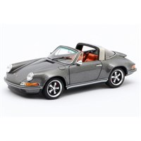 Matrix Porsche 911 Targa Singer Design 2014 - Grey 1:43