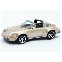 Matrix Porsche 911 Targa Singer Design 2014 - Metallic Gold 1:43