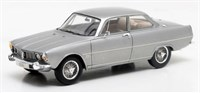 Matrix Rover P6 Graber Coupe 1968 - Grey Metallic 1:43