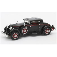 Matrix Stutz M Supercharged Lancefield 1930 - Black 1:43