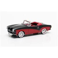 Matrix Rometsch Lawrence Cabriolet 1959 - Red/Black 1:43