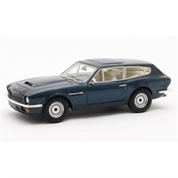 Matrix Aston Martin V8 Vantage Shooting Brake - Blue 1:43