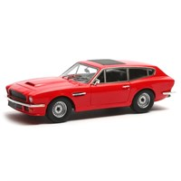Matrix Aston Martin V8 Vantage Shooting Brake - Red 1:43