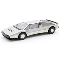 Matrix Aston Martin Bulldog 1979 - Grey 1:43