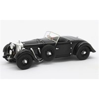 Matrix Bentley 8 Litre Dottridge Brothers Tourer 1931 - Dark Green 1:43