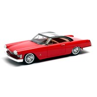Matrix Cadillac Starlight Coupe Pininfarina 1959 - Red 1:43