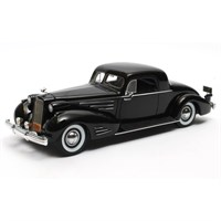 Matrix Cadillac V16 S90 FW Coupe 1937 - Black 1:43