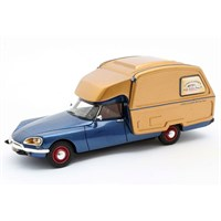 Matrix Citroen ID Camper 1973 - Blue/Gold 1:43