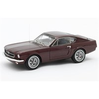 Matrix Ford Mustang Fastback Shorty 1964 - Red Metallic 1:43