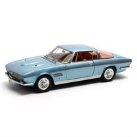 Matrix Ford Mustang Bertone Automobile Quarterly 1965 - Metallic Blue 1:43