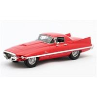 Matrix Ferrari 410 Superamerica Coupe Ghia 1955 - Red 1:43
