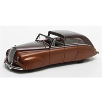 Matrix Rolls-Royce Silver Wraith Hooper 1947 - Copper 1:43