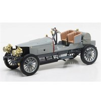 Matrix Spyker 60-HP 4WD Racing Car 1903 - Grey 1:43