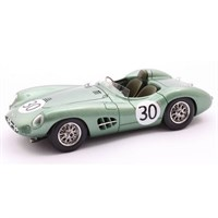 Matrix Aston Martin DBR1 - 1959 Silverstone Sports Cars - #30 S. Moss 1:43
