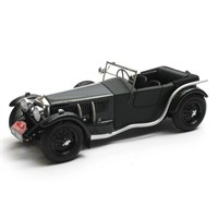 Matrix Invicta 4.5 Litre S-Type - 1st 1931 Monte Carlo Rally - #128 D. Healey 1:43