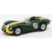 Matrix Lister-Jaguar Knobbly - 1st 1958 Daily Express Trophy - #29 S. Moss 1:43