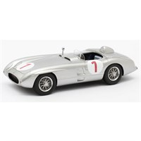 Matrix Mercedes 300 SLR - 1st 1955 Swedish Grand Prix - #1 J. Fangio 1:43