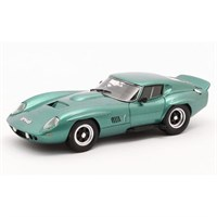 Matrix AC A98 Coupe 1964 - Green 1:43