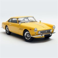Matrix Ferrari 250 GT-E 2+2 Coupe 1960 - Yellow 1:18