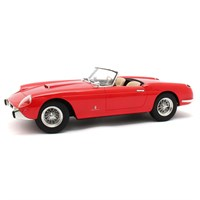 Matrix Ferrari 250 GT Cabriolet Series 1 1957 - Red 1:18