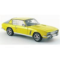 Neo Jensen Interceptor SIII 1975 - Yellow 1:43