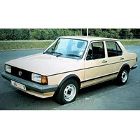 Neo Volkswagen Jetta I 1980 - Light Brown 1:43