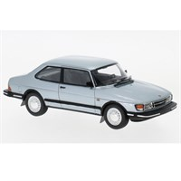 Neo Saab 90 1985 - Metallic Light Blue 1:43
