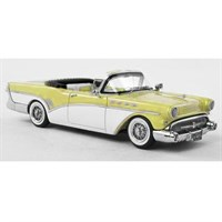 Neo Buick Roadmaster Convertible - Yellow/White 1:43