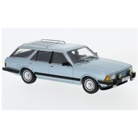 Neo Ford Granada Turnier Ghia 1984 - Metallic Blue 1:43
