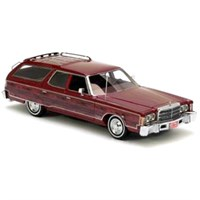 Neo Chrysler Town & Country 1976 - Metallic Red 1:43