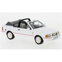 Neo Ford Escort Mk4 Convertible 1986 - White 1:43