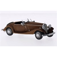 Neo Mercedes 290 Roadster 1937 - Dark Brown 1:43