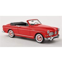 Neo Volvo Amazon Coune Convertible 1963 - Red 1:43